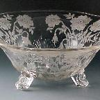 Tiffin Coronet bowl